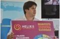 5 ottobre 2021 Cherasco (Cuneo) presentazione Helix 2021 - fotografia di Vittorio Ubertone http://www.saporidelpiemonte.net