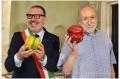 7 agosto 2021 Costigliole d'Asti Presentazione Presidio Slow food Peperone quadrato di Motta di Costigliole - fotografia di Vittorio Ubertone