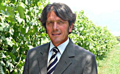 Stefano Zanette, presidente del Consorzio del Prosecco doc