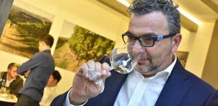 10 aprile 2017 Verona VINITALY - fotografia di Vittorio Ubertone