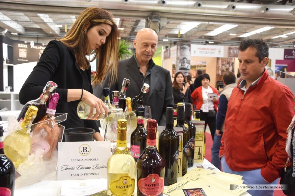 7-10 aprile 2019 Verona 53¡ VINITALY - fotografia di Vittorio Ubertone